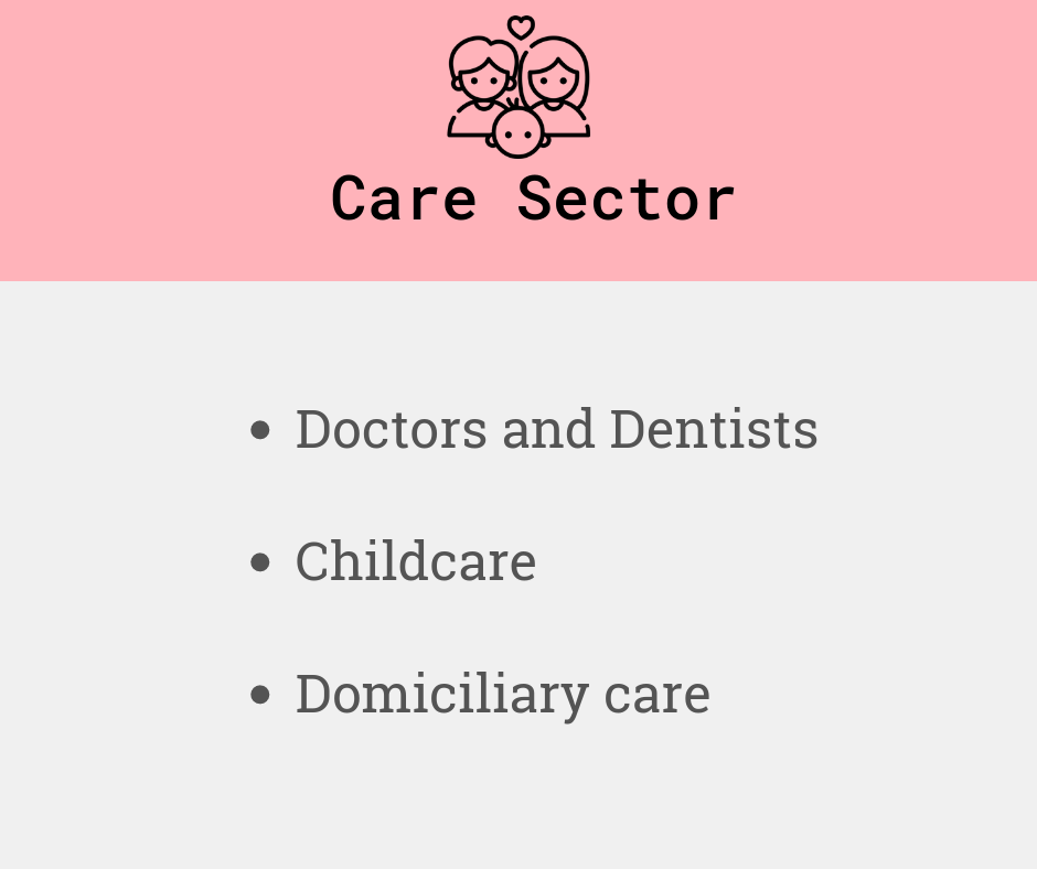 Care Sector 1